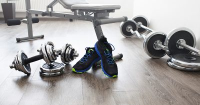 Home Fitness Kit