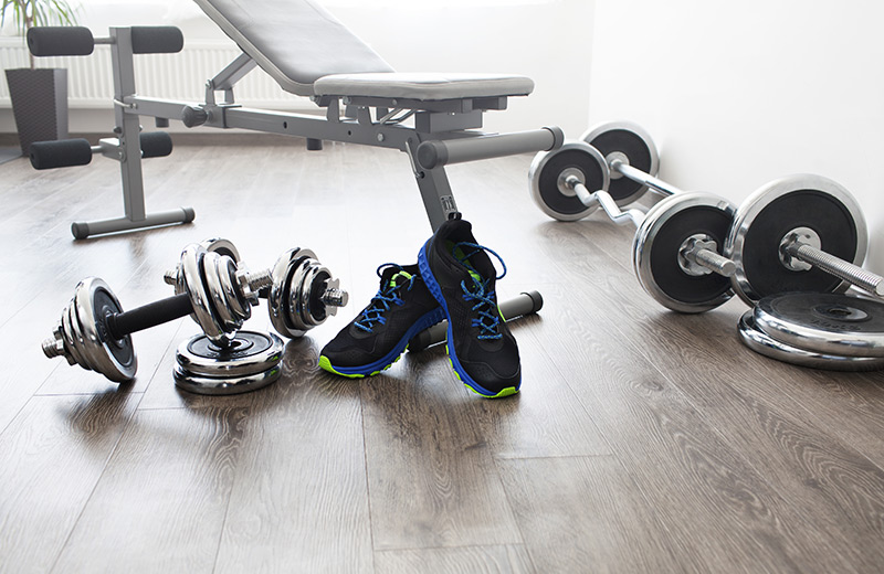 Home Fitness Kit