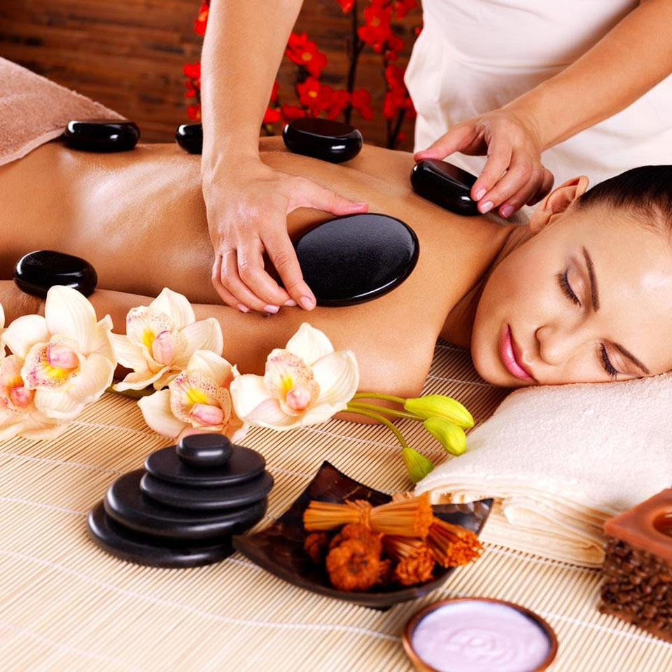 Hot stone massage for lower back pain-8553