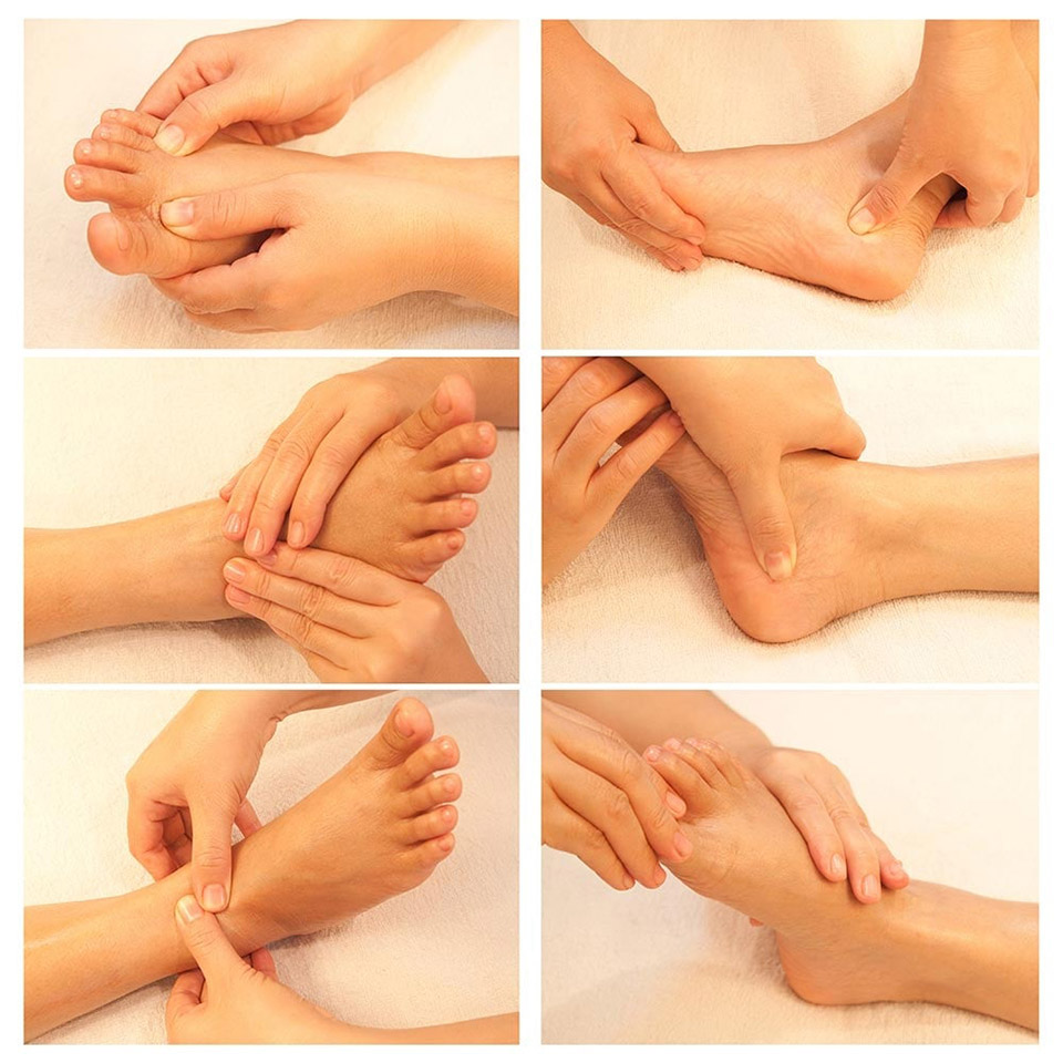 photo How to Train in Reflexology