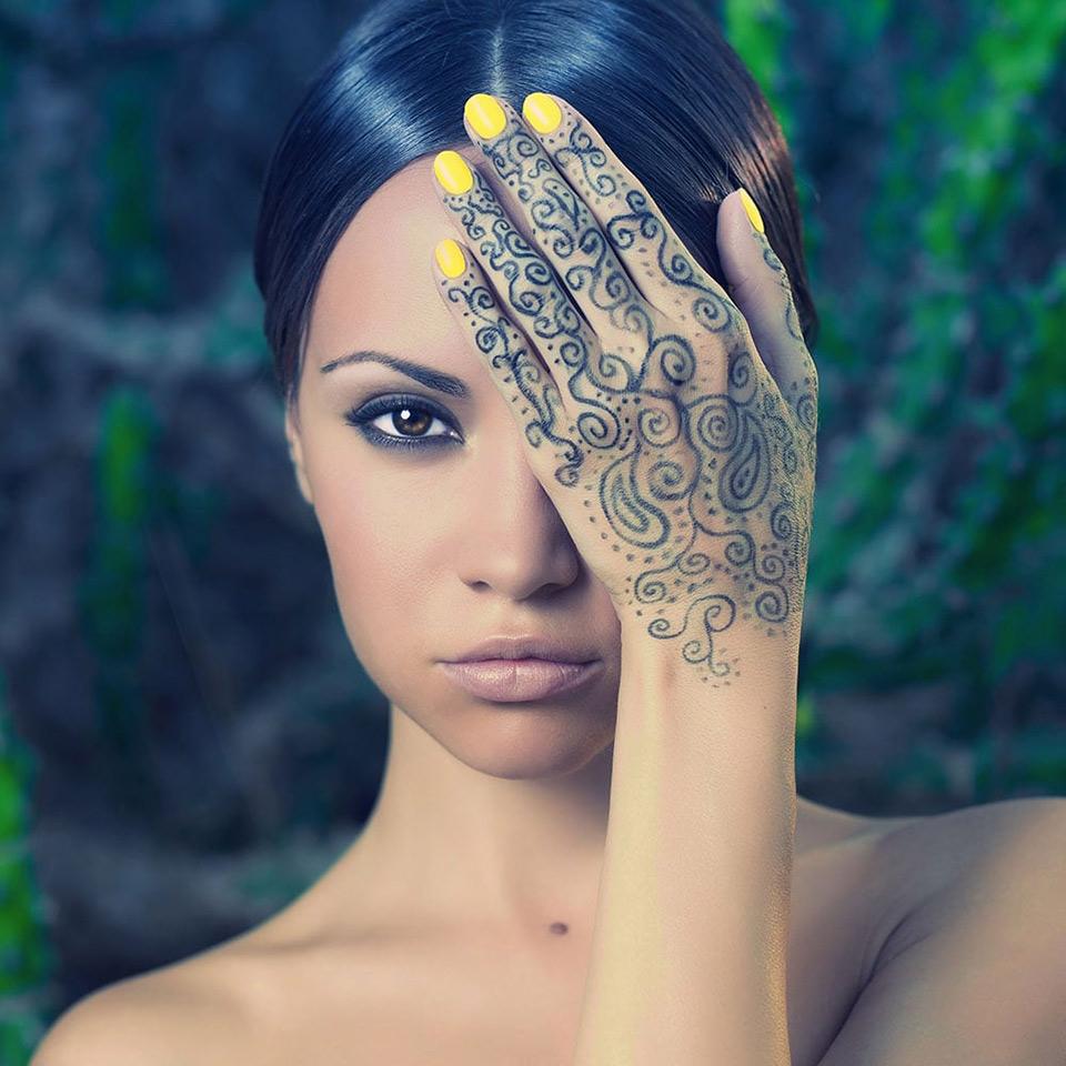 Tattoo artist henna tattoo business diploma course for Henna tattoo shop
