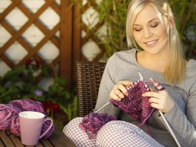 The Therapeutic Benefits of Knitting