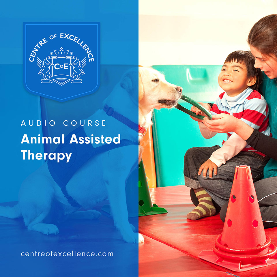 Animal Assisted Therapy Audio Course
