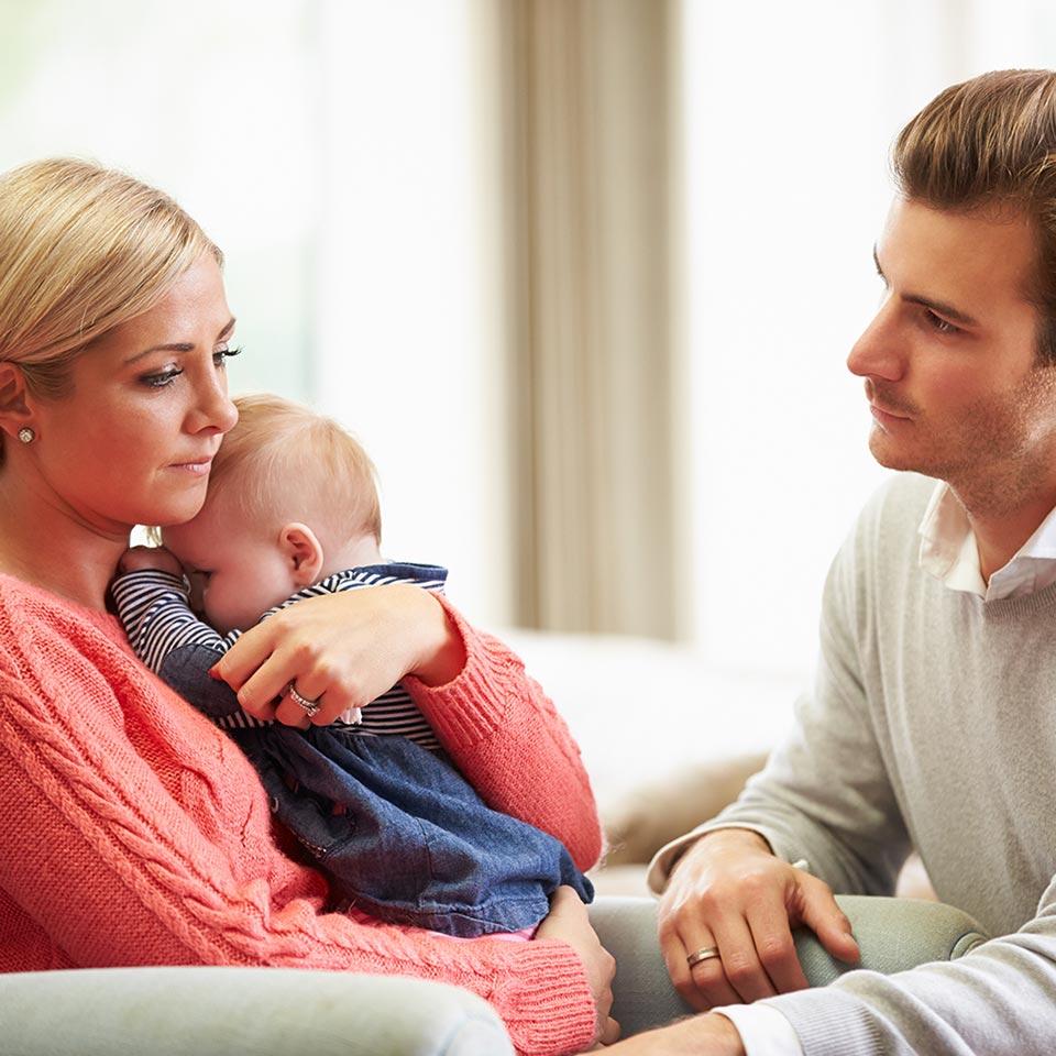 Image result for postnatal depression images