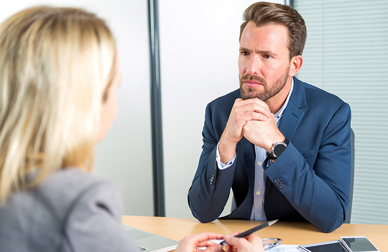 Employee and Employer Discuss Mental Health in the Workplace