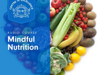 Mindful Nutrition Audio Course