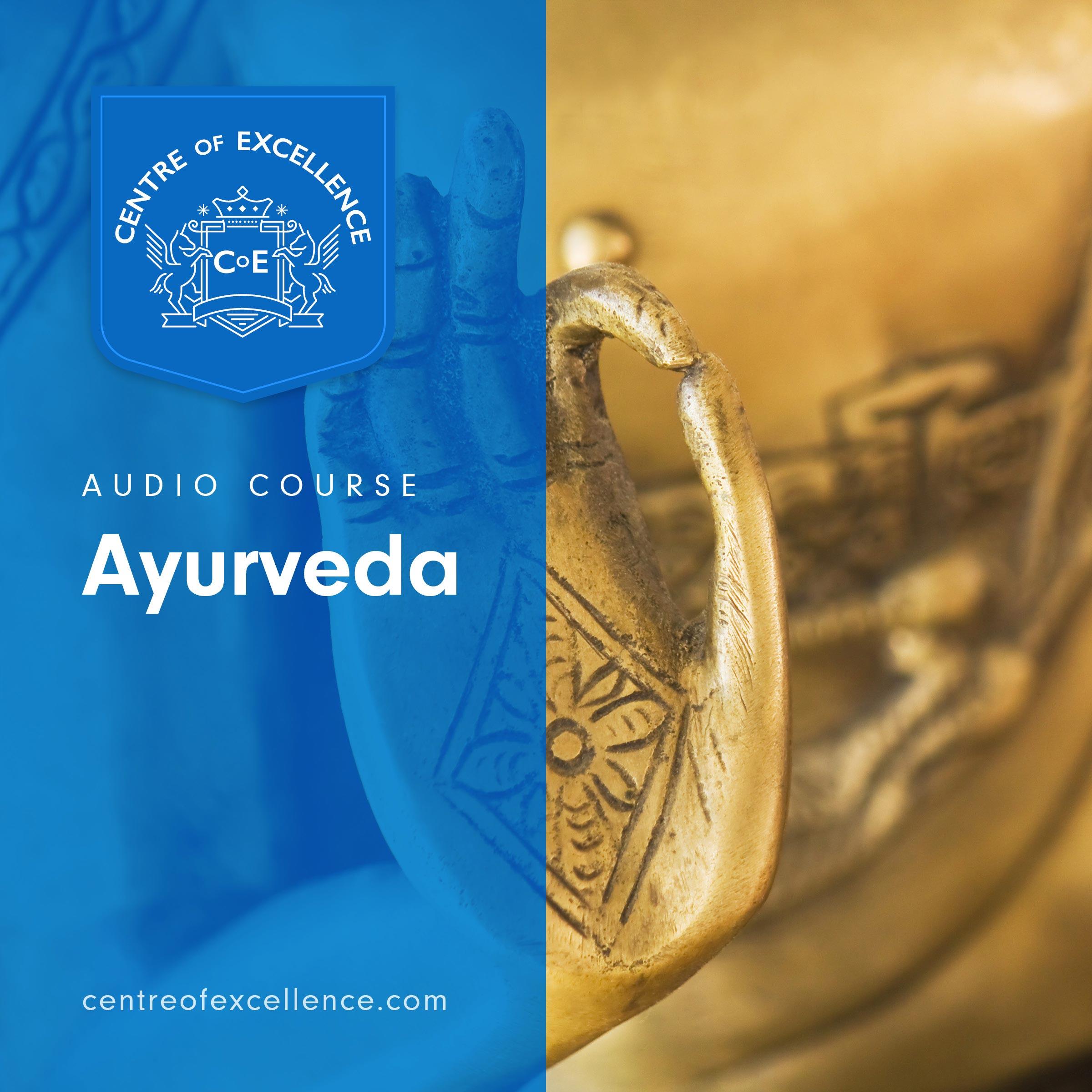 Ayurveda Audio Course Cover Image