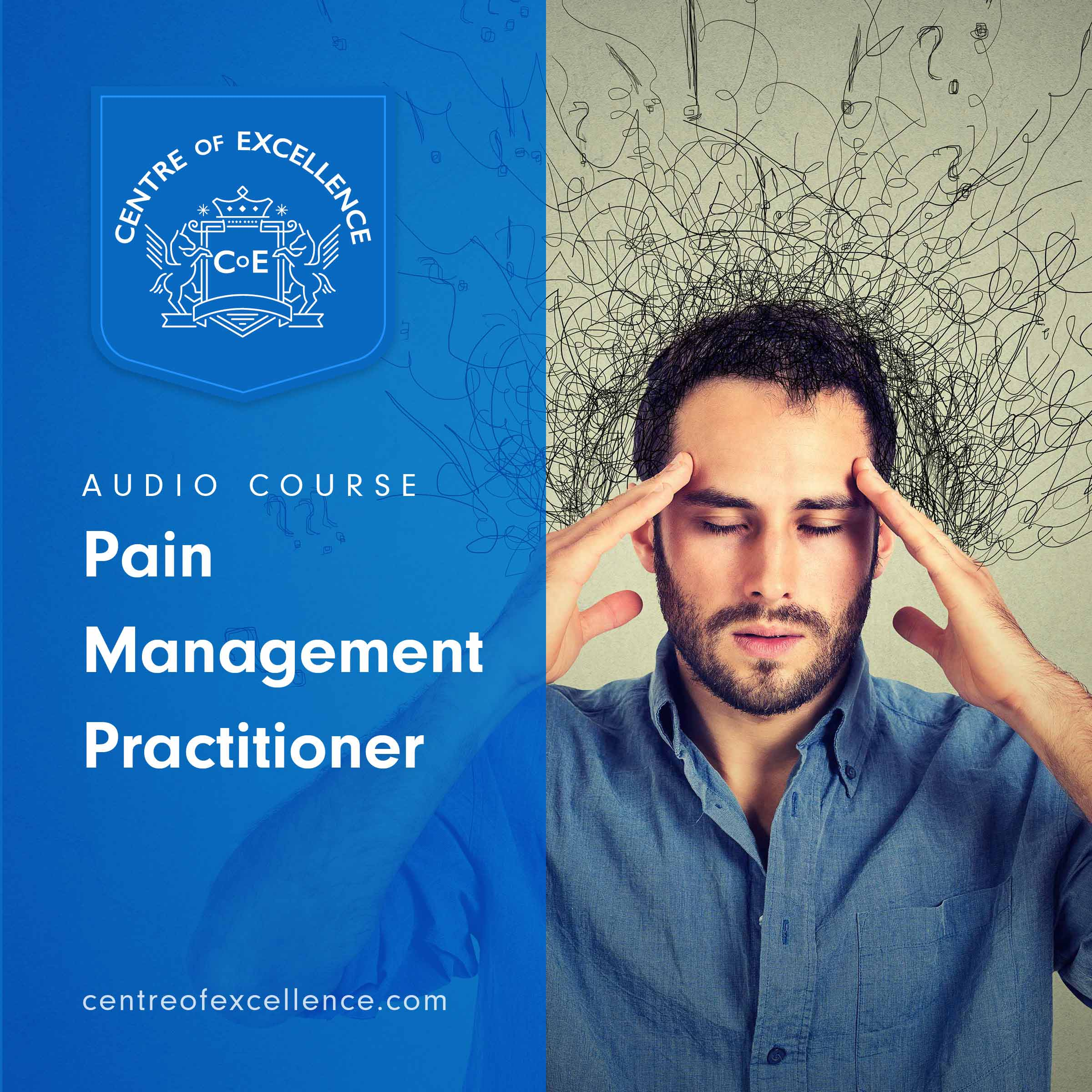 Pain Management Audiobook Cover