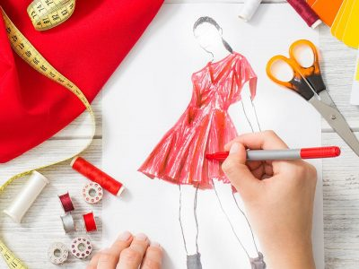 Fashion Design and Dressmaking Diploma Course