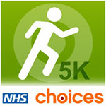 NHS Couch to 5K Podcast Logo