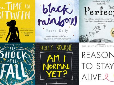 Mental Health Books – 6 of Our Favourites