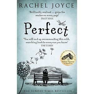 Perfect – By Rachel Joyce. One of our favourite mental health books