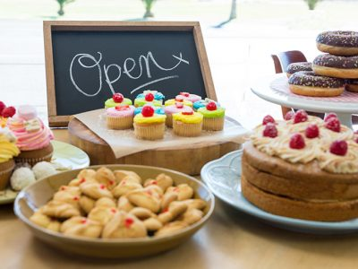 Cake Shop – Why I Started My Own Business