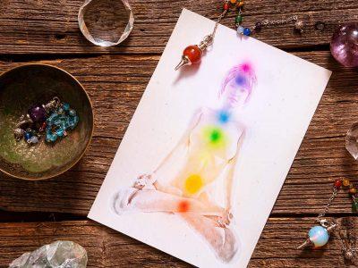 Chakra and Aura Healing Diploma Course