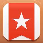 Writing Apps - Wunderlist