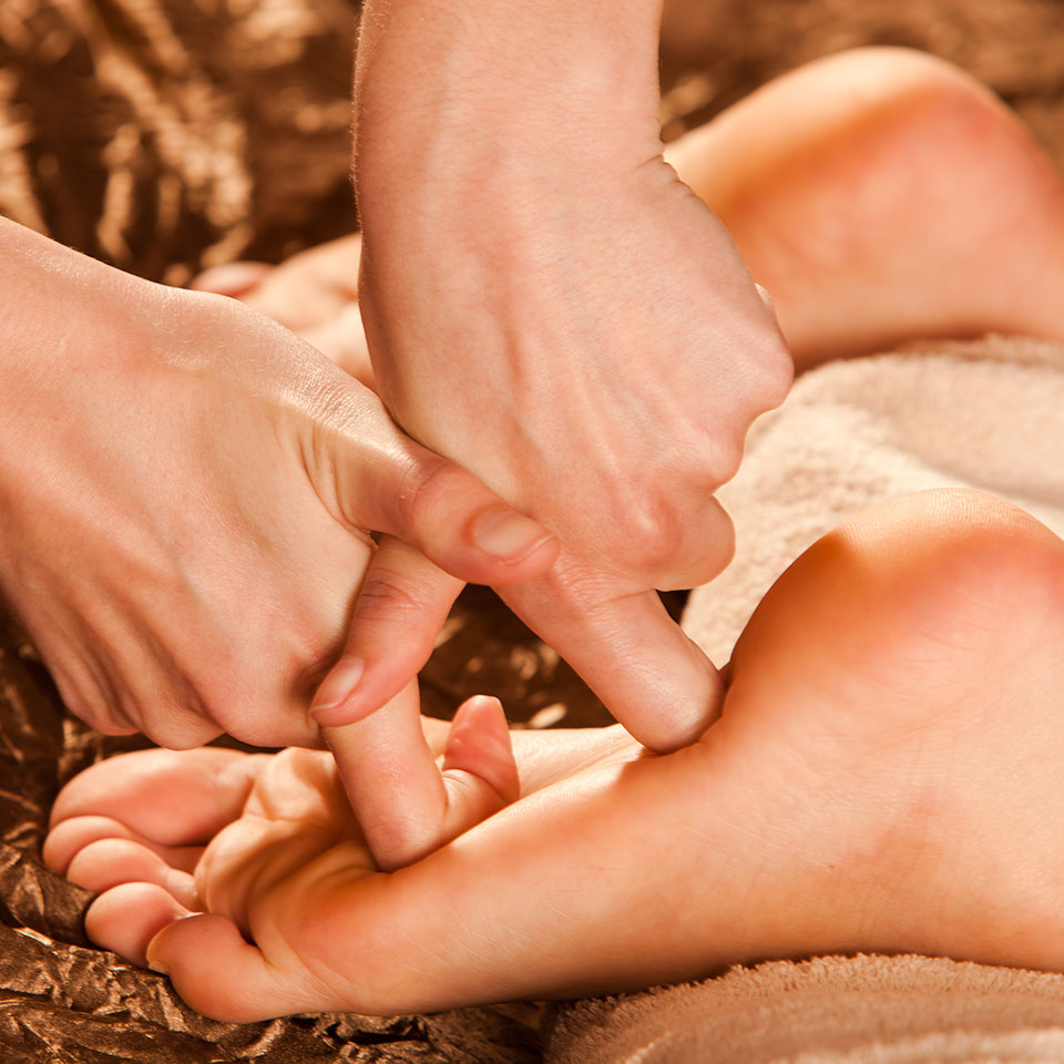Advanced Reflexology Diploma Course