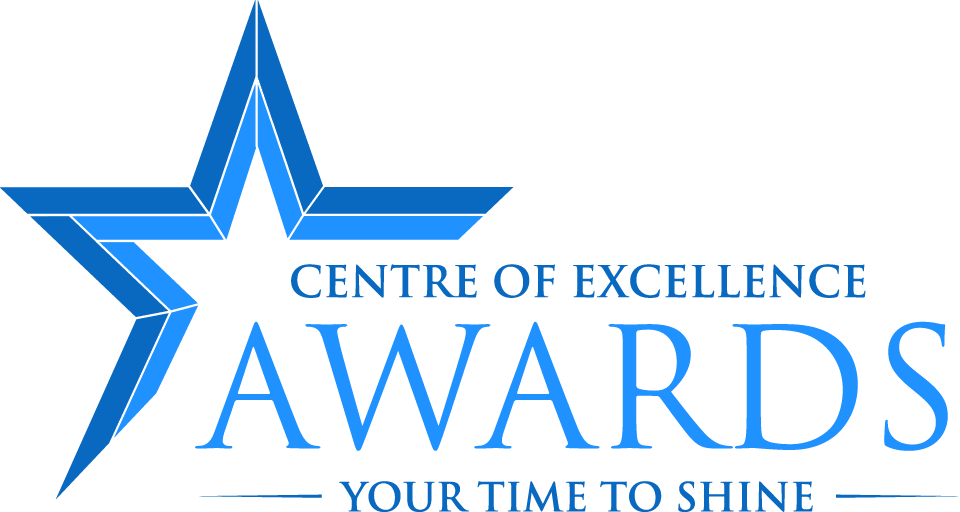 Centre of Excellence Awards Logo