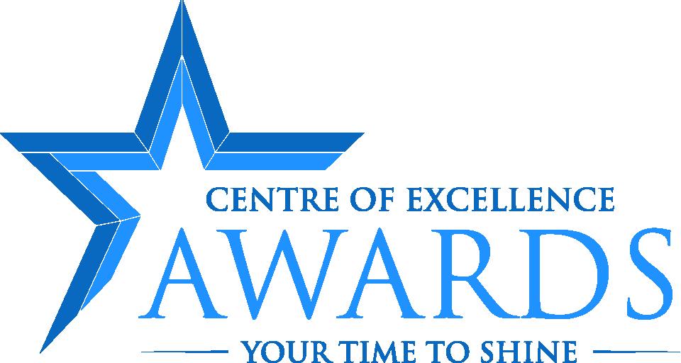 Centre of Excellence Awards Logo
