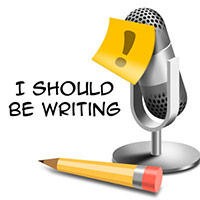 I Should Be Writing Writing Podcast by Mur Lafferty