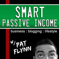 The Smart Passive Income Online Business and Blogging Business Podcasts by Pat Flynn
