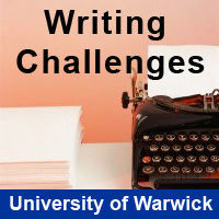 Writing Challenges Writing Podcast by the University of Warwick