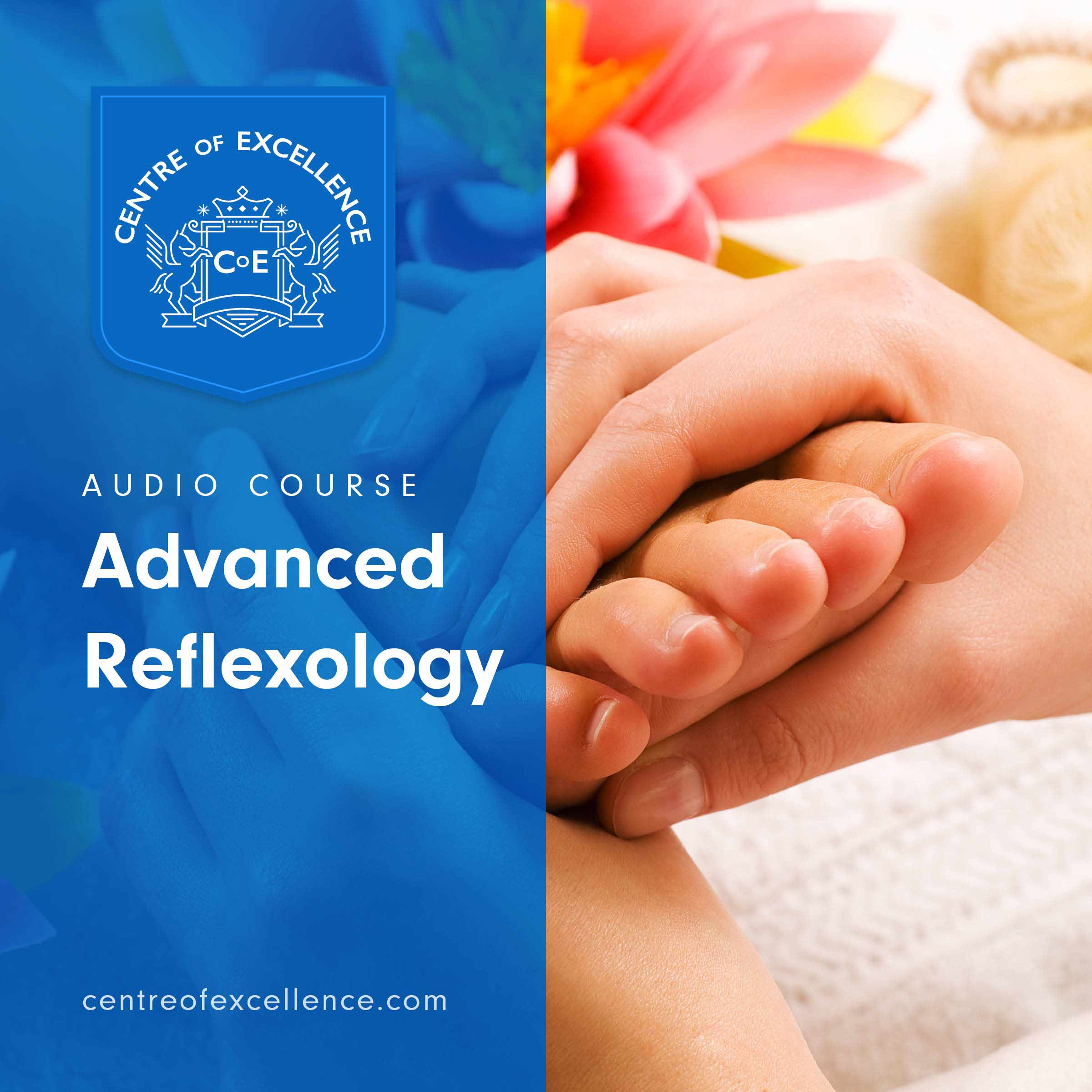 Advanced Reflexology Audio Course