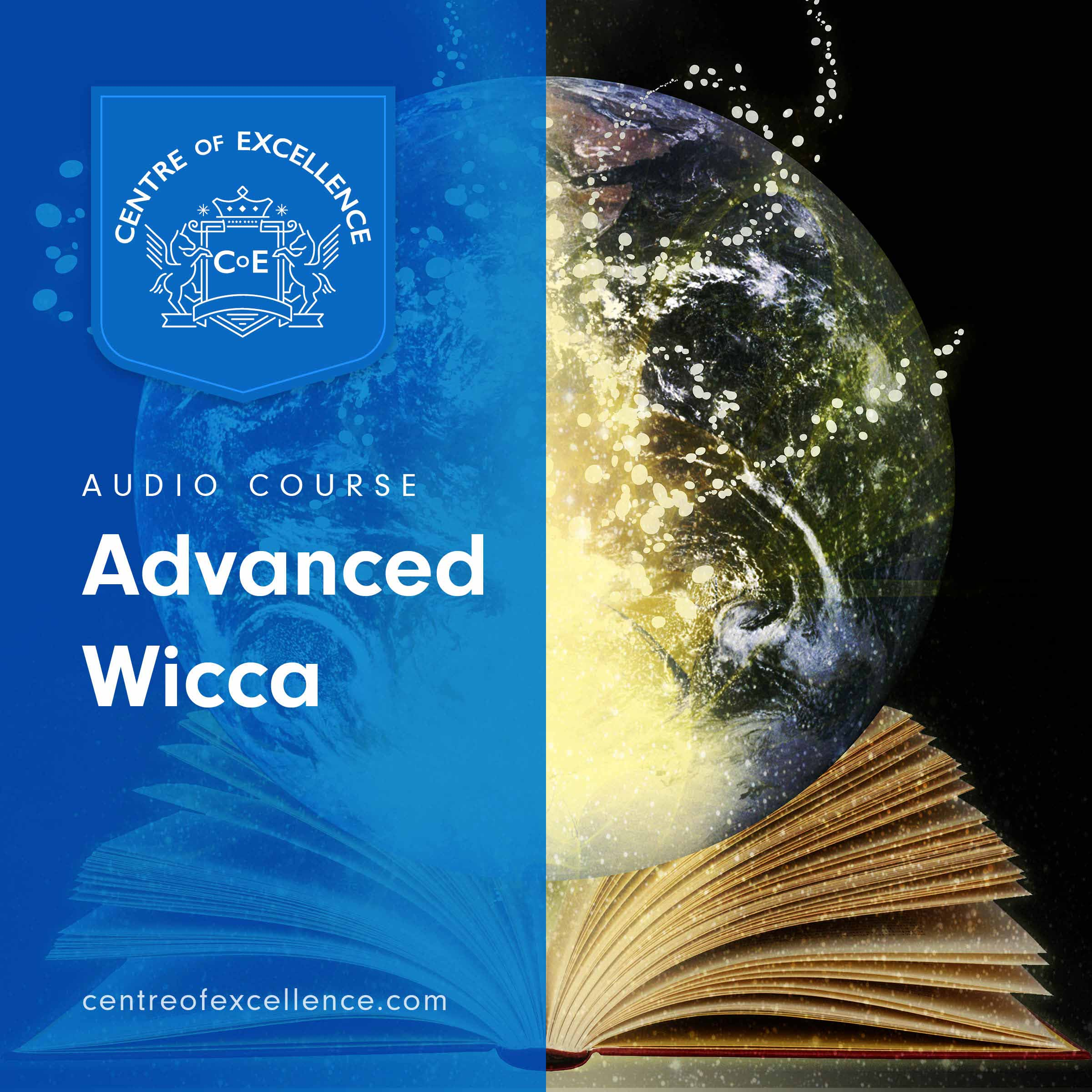 advanced wicca audio course - centre of excellence