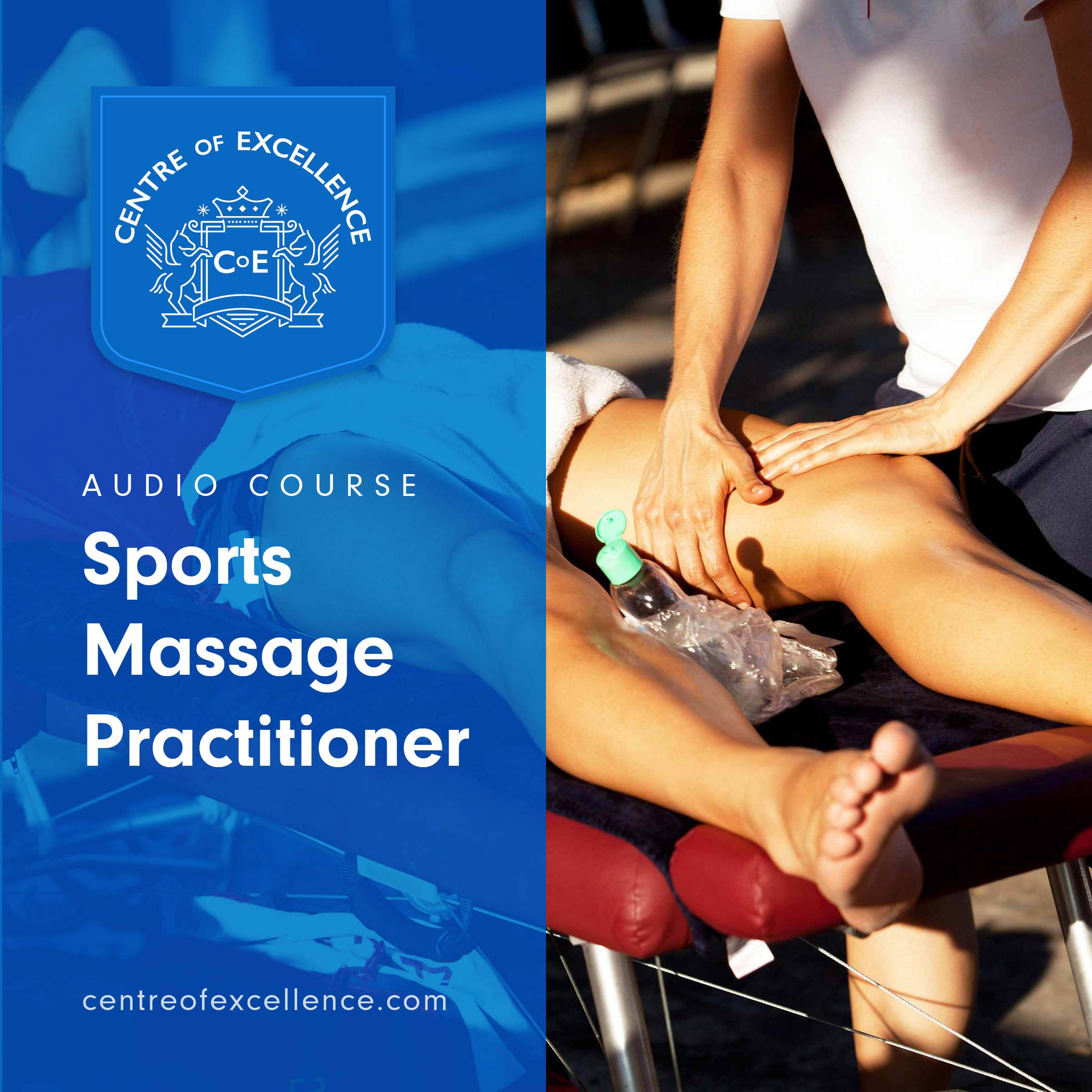 Sports Massage Practitioner Audio Course