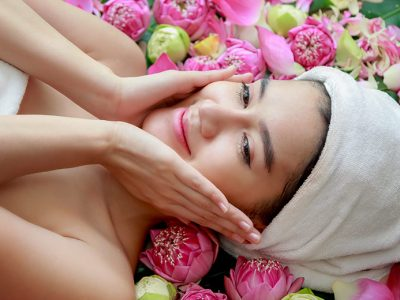Step-by-Step Natural Facial Massage