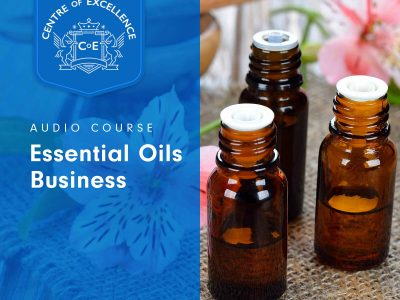 Essential Oils Business Audio Course