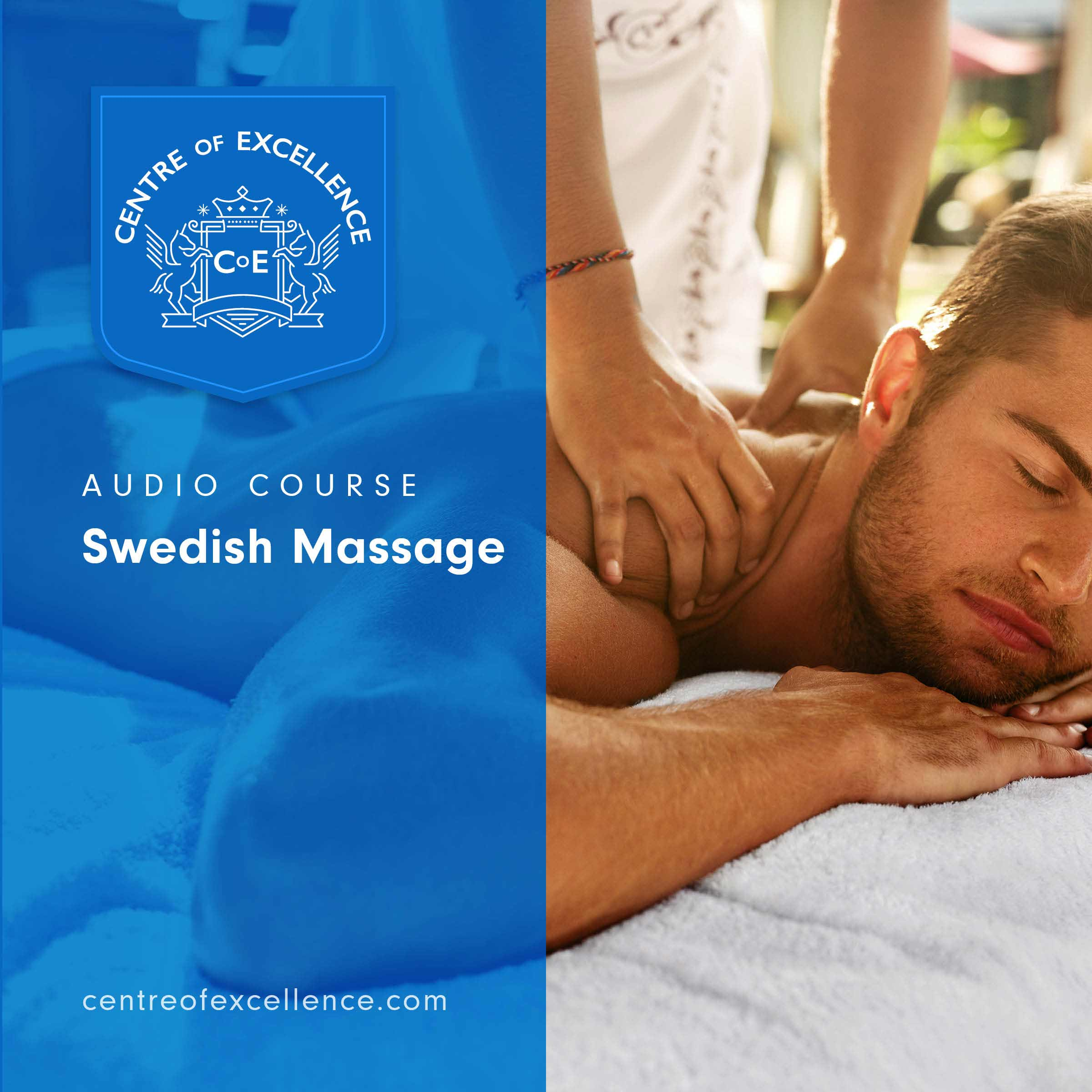 Swedish Massage Audio Course