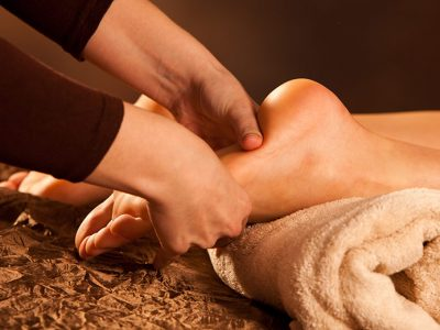 First Steps in Reflexology