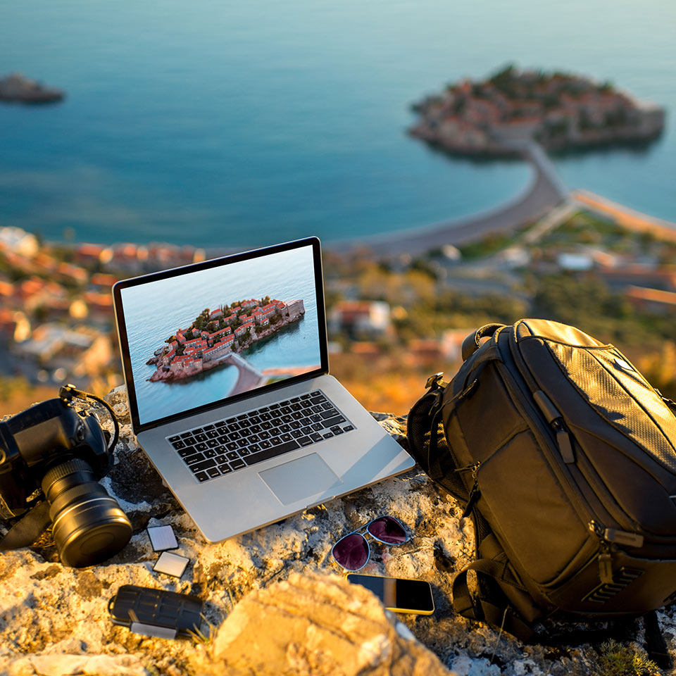Travel Blogging Diploma Course