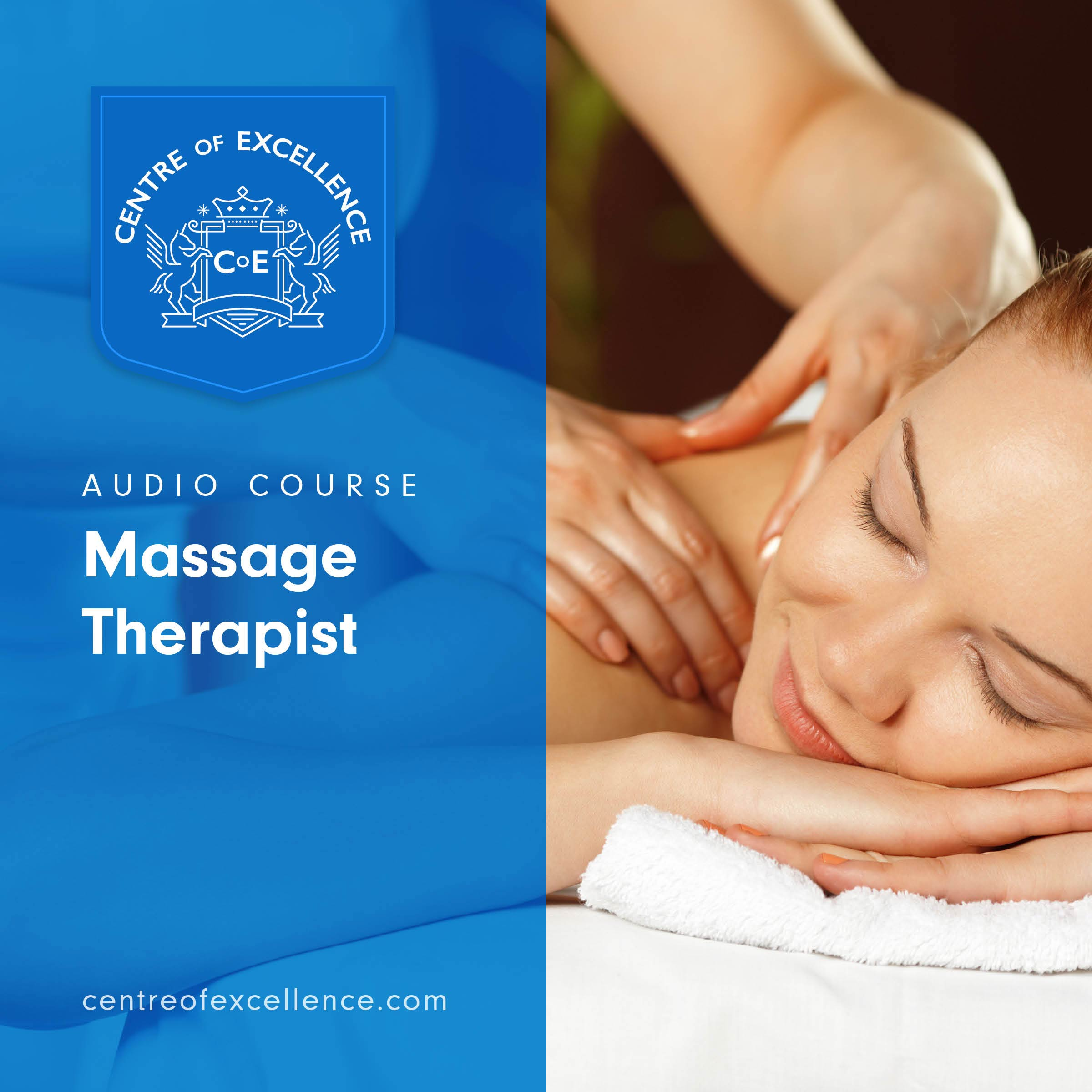 Massage Therapist Audio Course