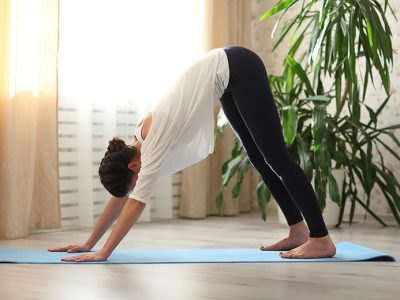 Yoga for Back Pain – 6 Easy, Try-at-Home Poses