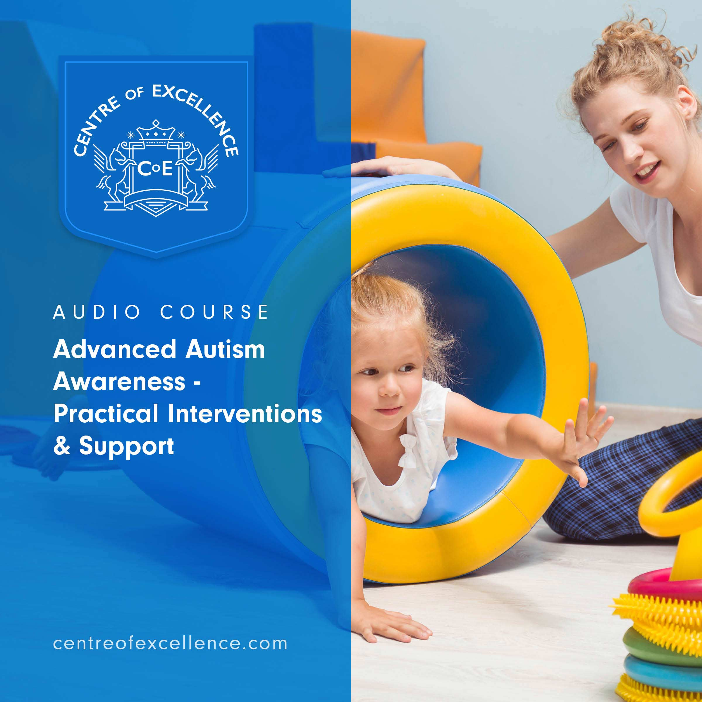 Advanced Autism Awareness – Practical Interventions & Support Audio Course
