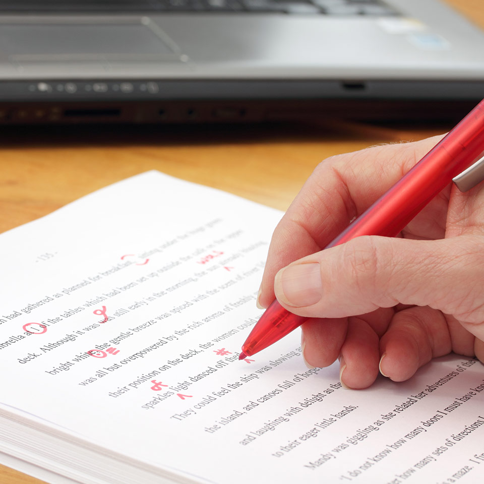 Accredited proofreading courses online