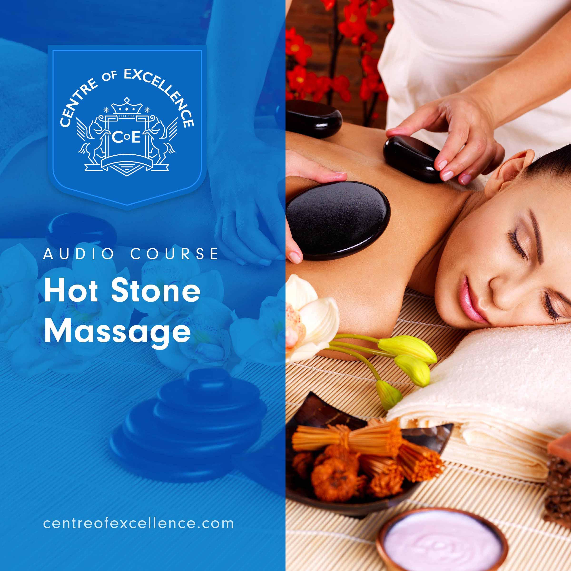 Hot Stone Massage Audio Course