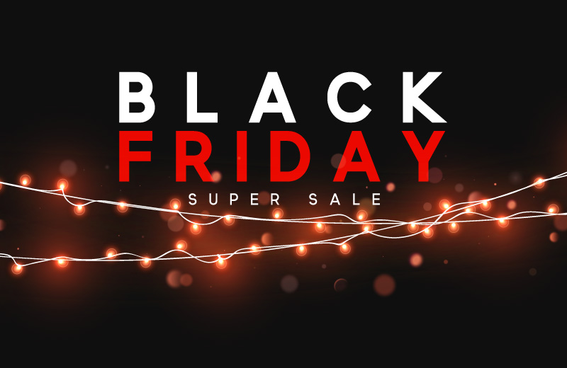Black Friday Super Sale