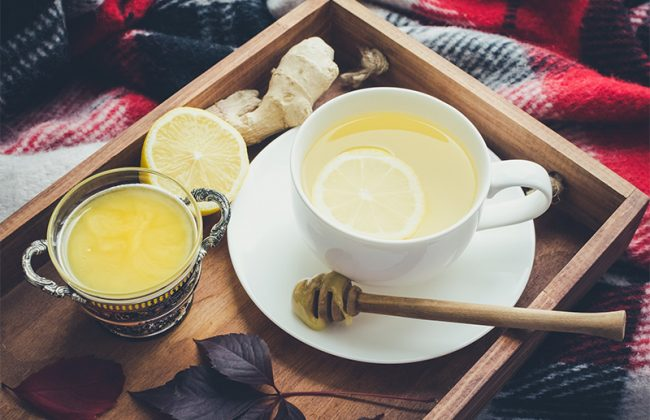 At-Home Herbalist – Overcoming the Common Cold