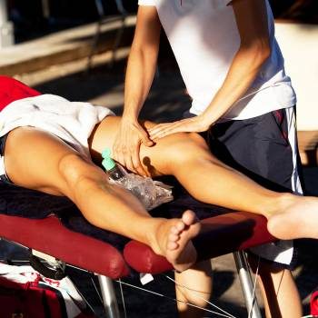 Sports Massage Practitioner Course