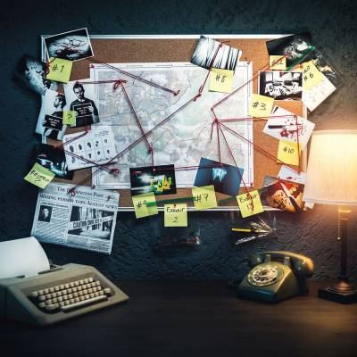 Mystery Writing Diploma Course