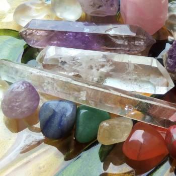 Crystal Healing Diploma Course