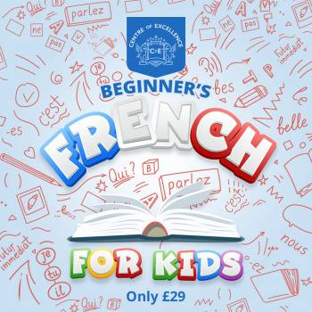 Beginner's French for Kids Course