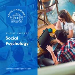 Social Psychology Audio Course