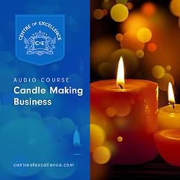 Candle Making Business Audio Course