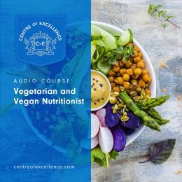 Vegetarian and Vegan Nutritionist Audio Course