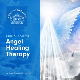 Angel Healing Therapy Audio Course