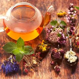 Herbal Tea Blending Diploma Course
