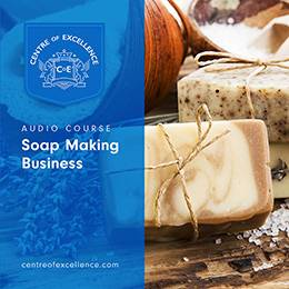 Soap Making Business Audio Course